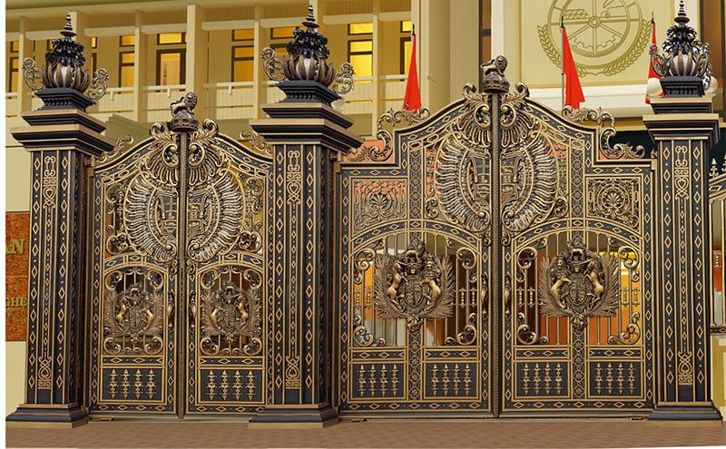 Bí Mật Về Cổng Nhà Của Bạn