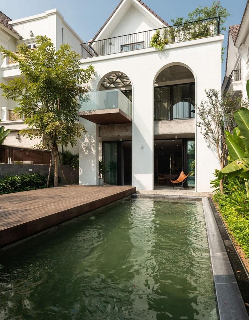 Cải Tạo Kiến Trúc Villa