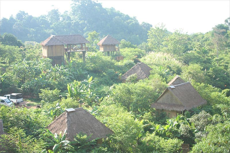 Dịch Vụ Tại Eco Village