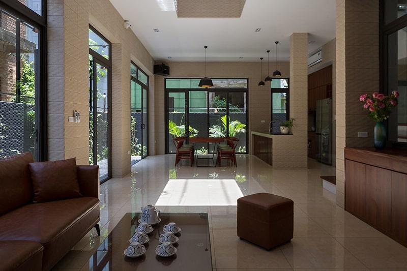 Dự Án LTTD House