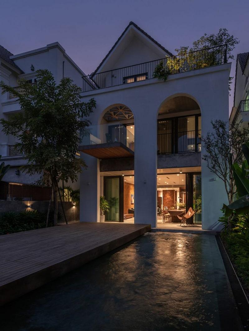 Kiến Trúc Villa