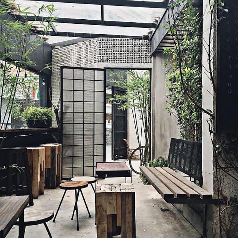 Nghiệm Thu Quán Cafe