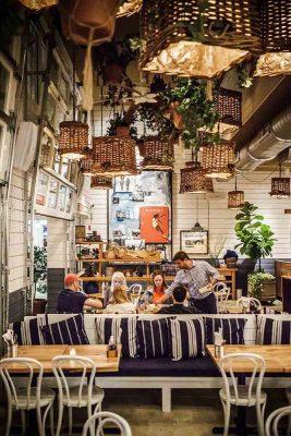 Thiết Kế Quán Cafe Retro Ấn Tượng