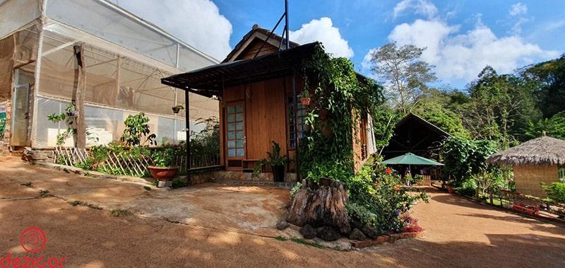 Vườn xanh Organic