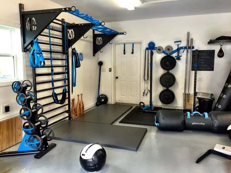 Làm Phòng Gym Ngay tại Nhà