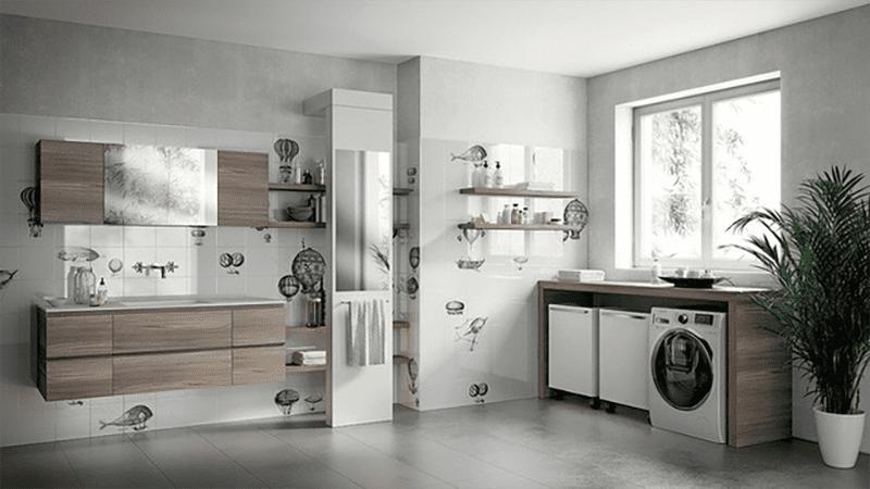 Nhà Bếp Luôn Sạch Sẻ Và Gọn Gàn