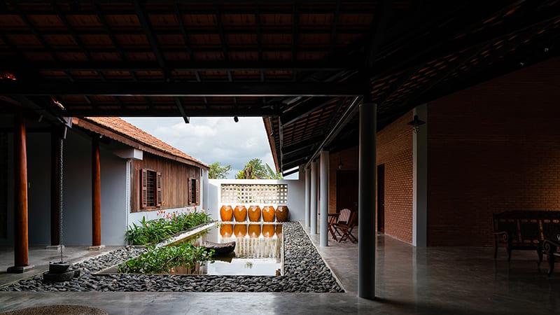 Nhà Truyền Thống Nông Thôn Nam Bộ
