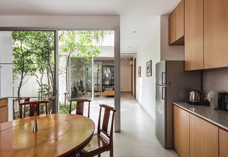 Phòng Bếp Ngôi Nhà