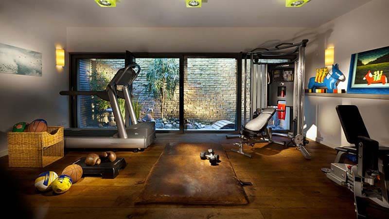Phòng Gym Ngay Tại Nhà