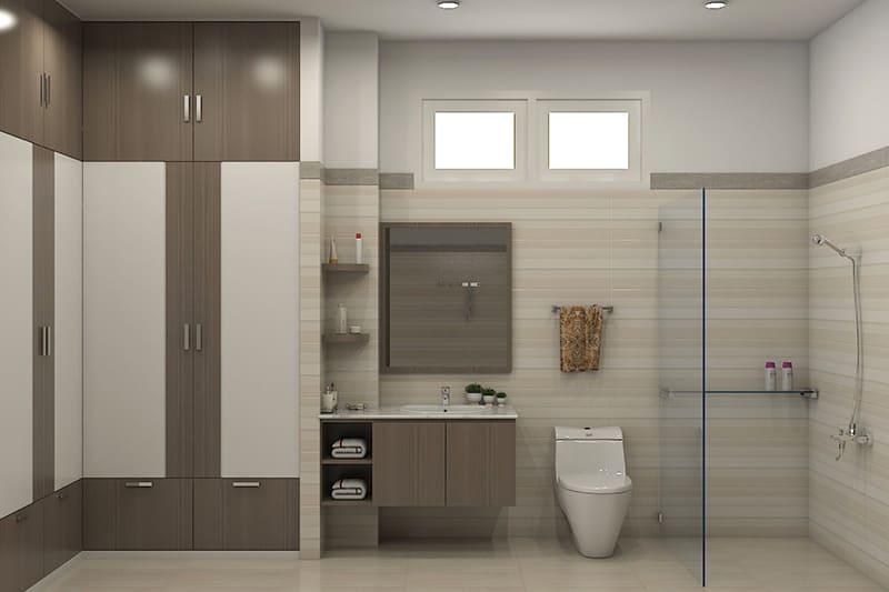 Phòng Tắm Luôn Sạch Sẻ