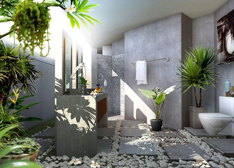 Thiết Kế Phòng Tắm Nhà Ở