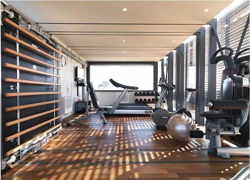 Xây Dựng Phòng Gym Tại Nhà