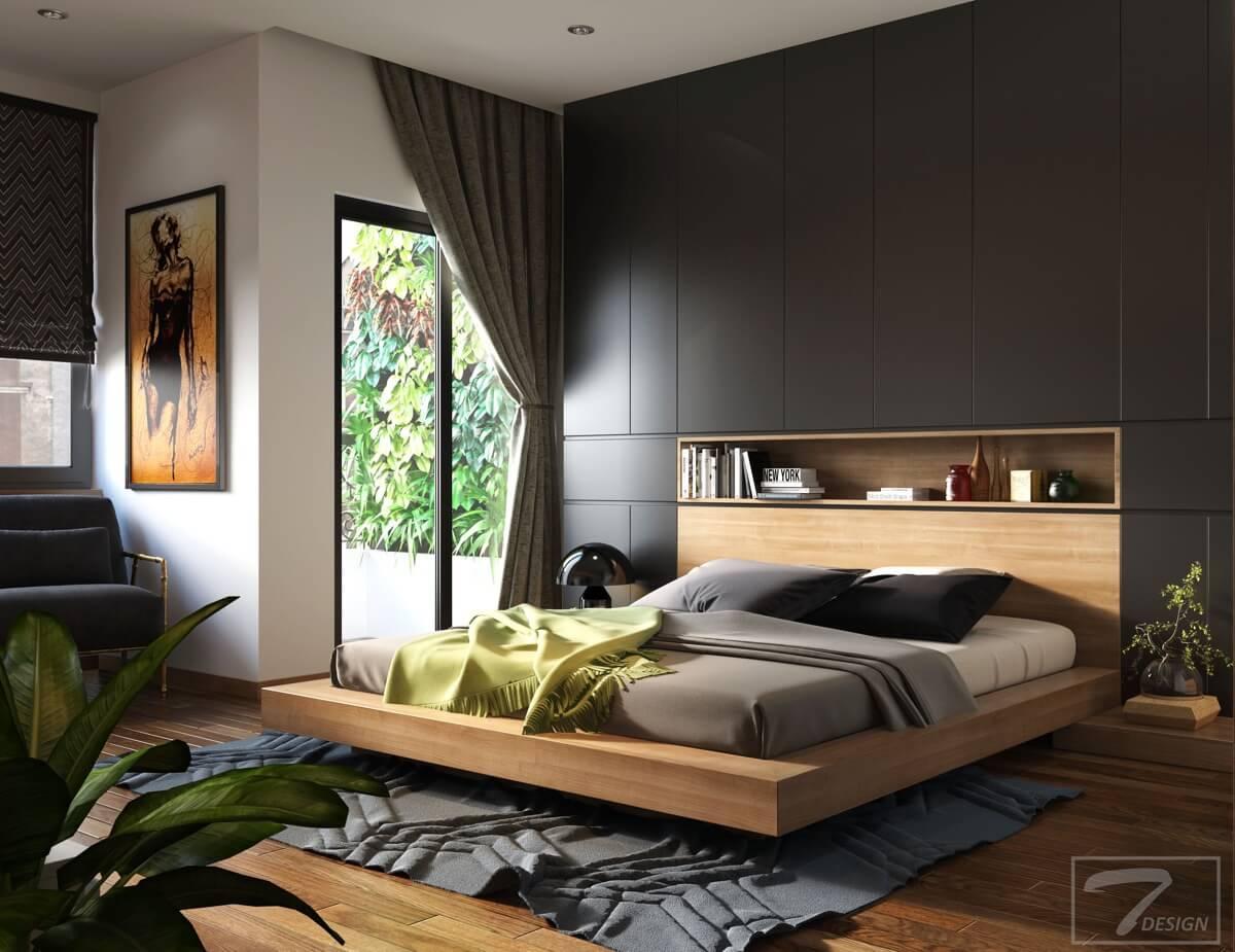 Phòng Ngủ Có Ánh Sáng Tự Nhiên