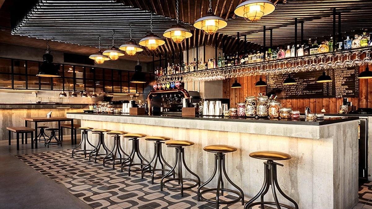 Quầy Bar, Quầy Lễ Tân Nhà Hàng
