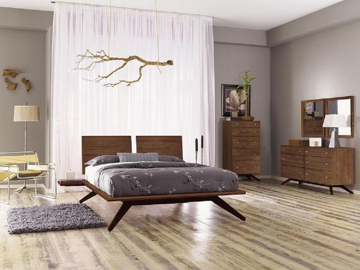 Thiết Kế Phòng Ngủ Theo Phong Cách Đơn Giản