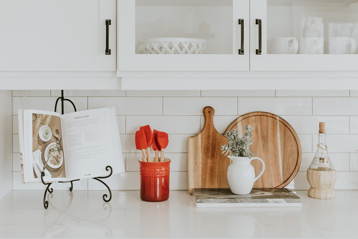Việc Chọn Nội Thất Giúp Trang Trí Phòng Bếp Đẹp Hơn