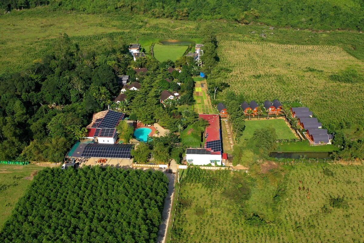 Xây Dựng Farmstay Hòa Quyện Cùng Văn Hóa Bản Địa
