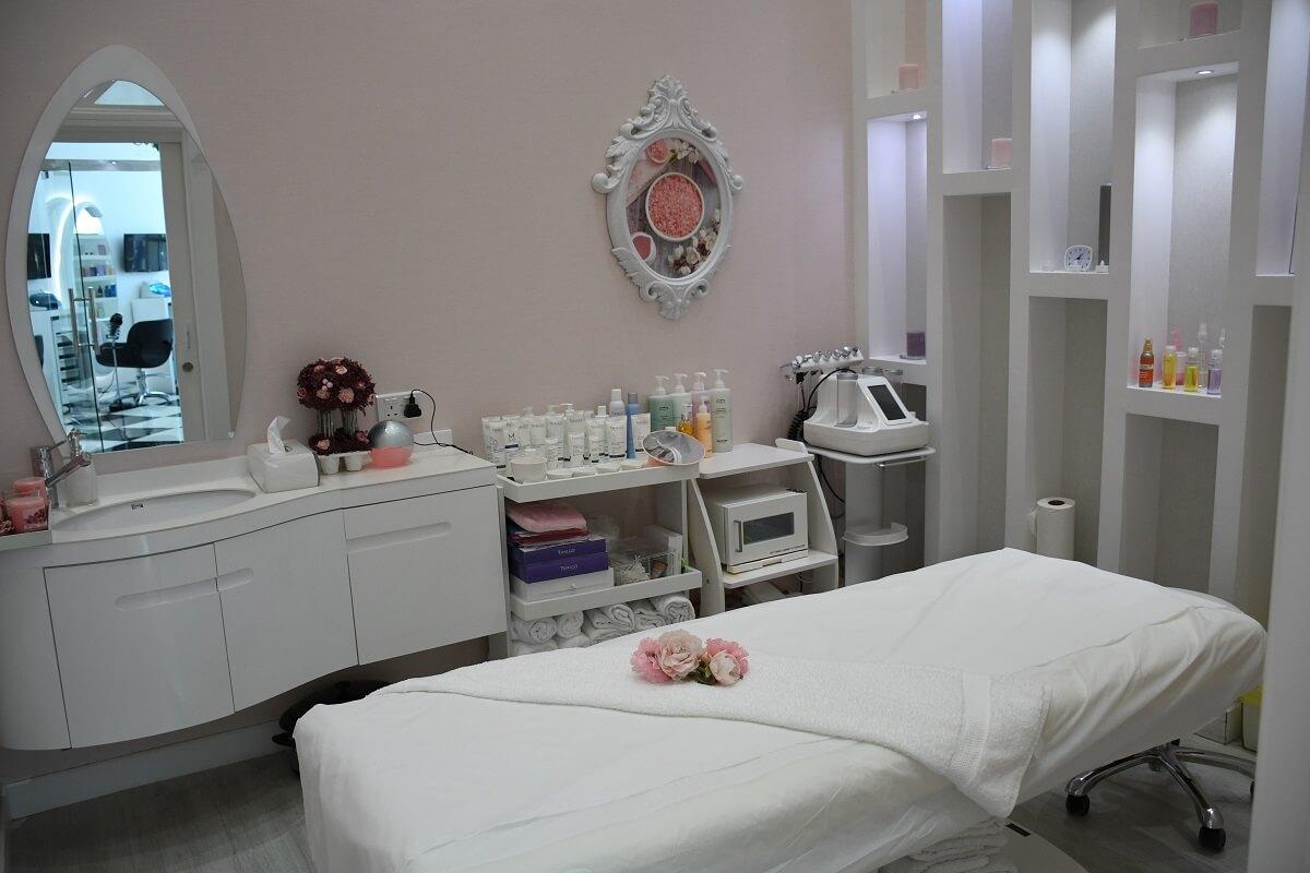 Giường Massage Spa