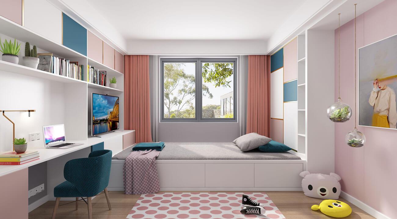 Lựa Chọn Phong Cách Phòng Ngủ Theo Sở Thích Của Bé
