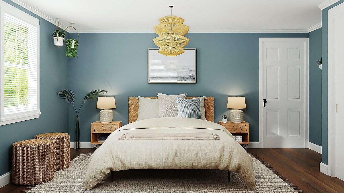Lựa Chọn Vật Dụng Trang Trí Cho Phòng Ngủ