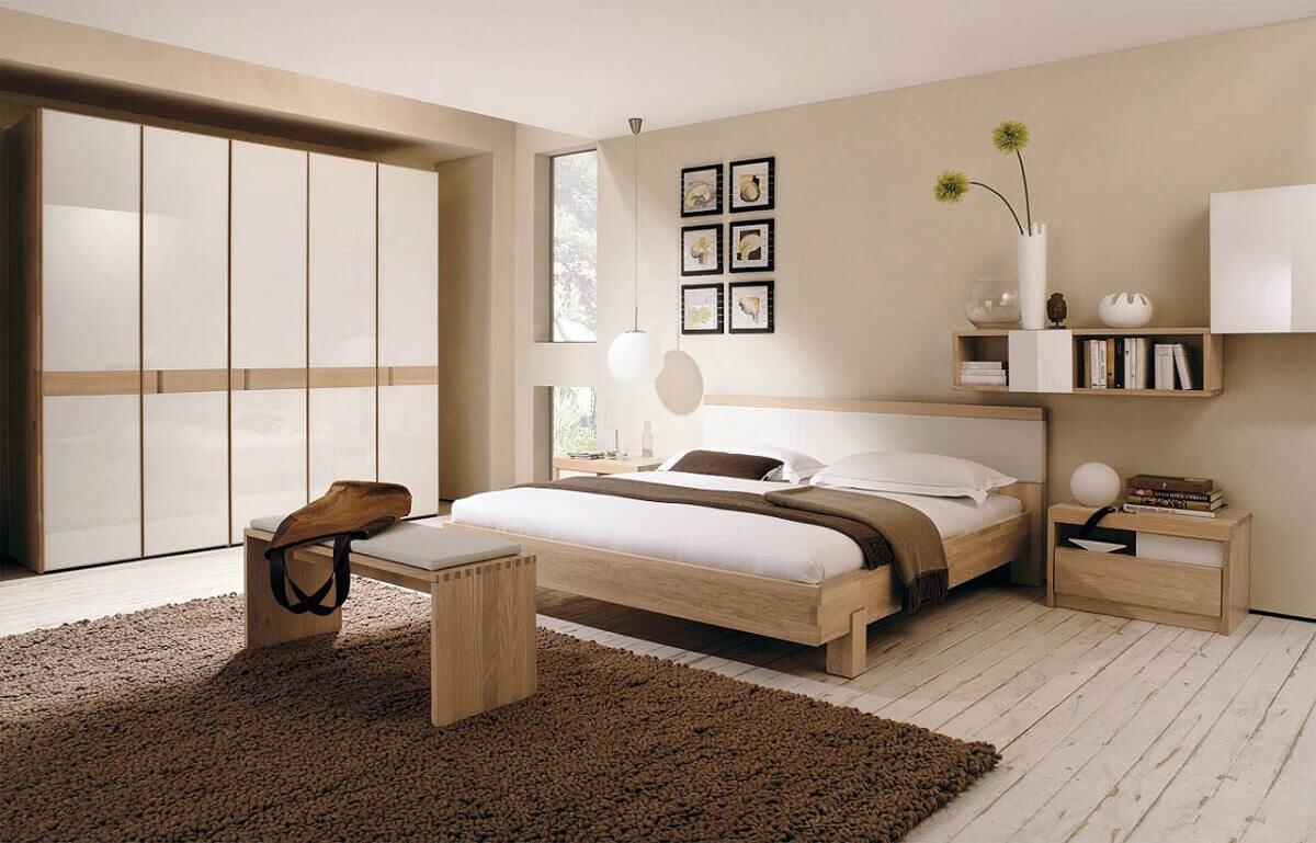 Mẫu Thiết Kế Phòng Ngủ Biệt Thự Theo Phong Thủy
