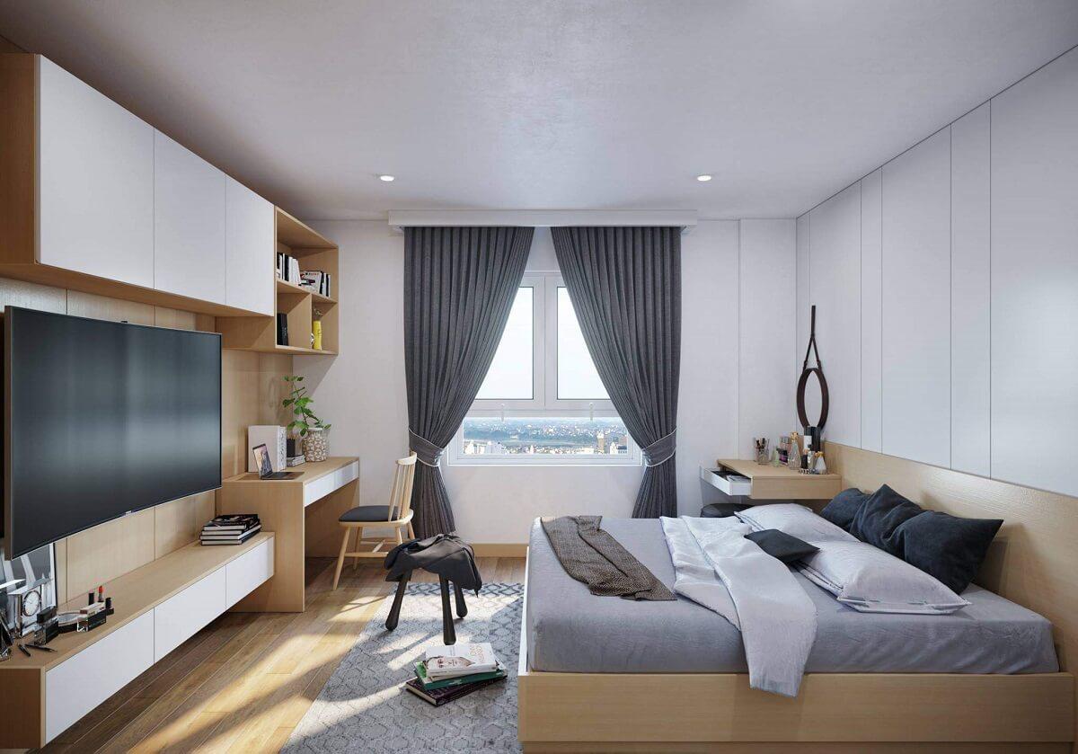 Mẫu Thiết Kế Phòng Ngủ Dành Cho Khách
