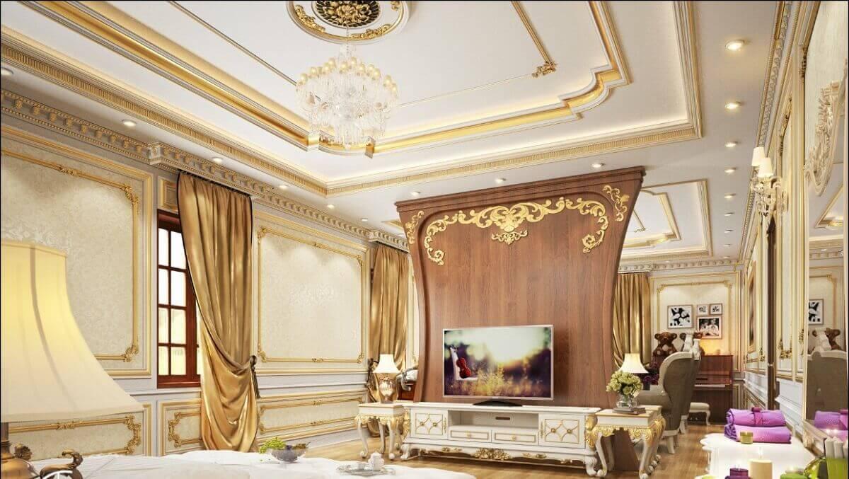 Phong Cách Kiến Trúc Cổ Điển Đối Với Phòng Ngủ Khách Sạn