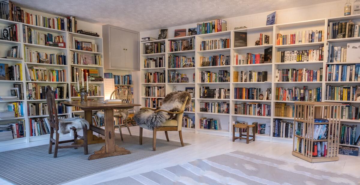 Thiết kế Phòng Sách Biệt Thự Sang Trọng