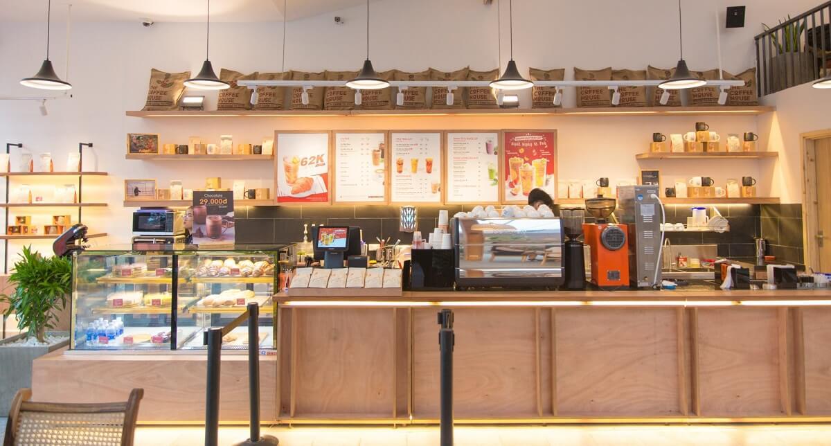 Trang Thiết Bị Của Quán Cafe