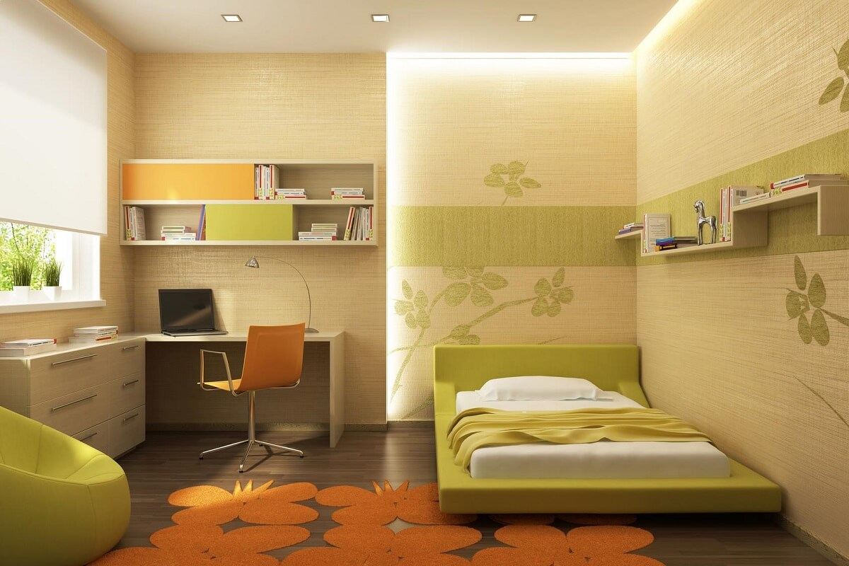 Vị Trí Để Đồ Dùng Cá Nhân Trong Phòng Ngủ