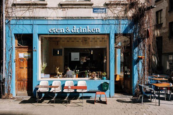 Mẫu Nội Thất Quán Cafe