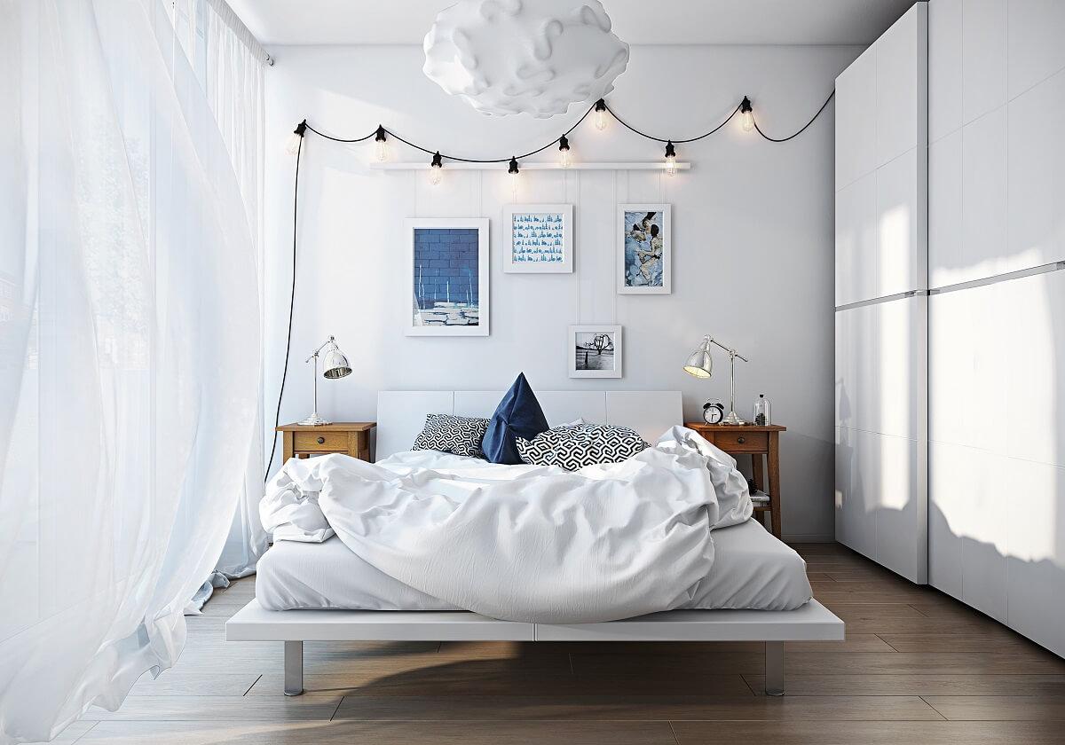 Mẫu Phòng Ngủ Đẹp 2021 Theo Phong Cách Scandinavian