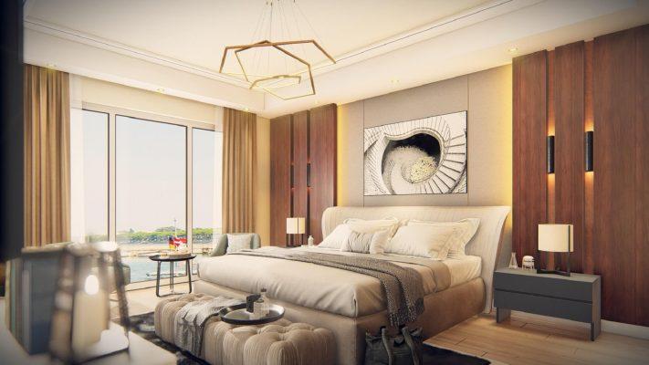 Mẫu Thiết Kế Nội Thất Phòng Ngủ Đẹp 2021