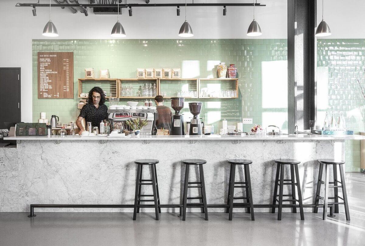 Nội Thất Quán Cafe Antoinette, Singapore