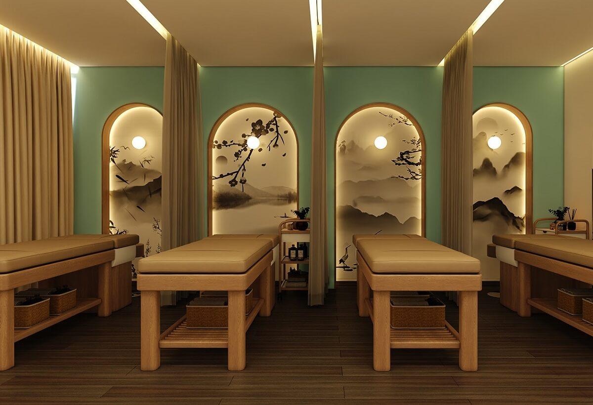 Spa Theo Phong Cách Nhật Bản