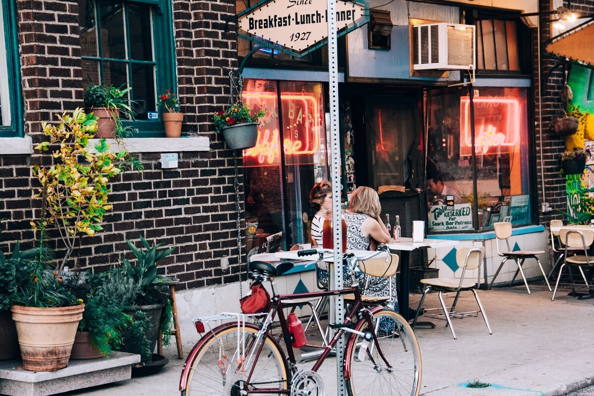 Thiết Kế Một Quán Cafe Nhỏ
