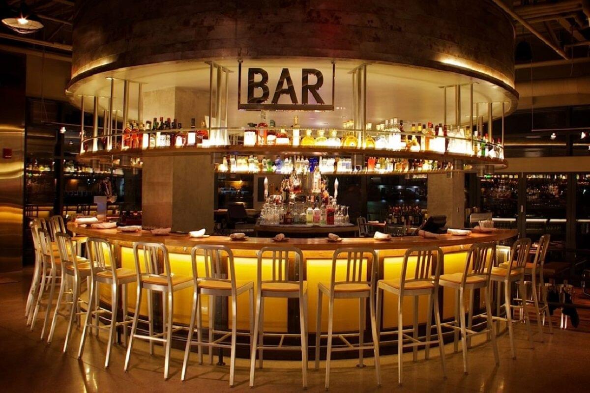 Thiết Kế Quầy Bar Nhà Hàng