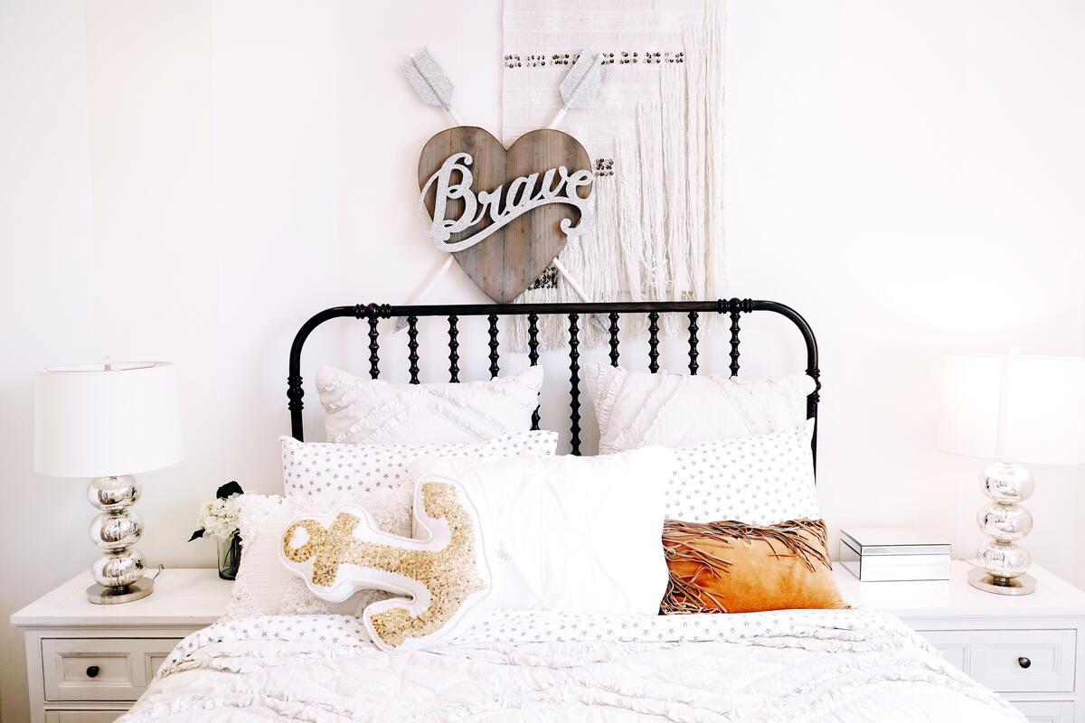 Chọn Màu Sắc Cho Nội Thất Phòng Ngủ