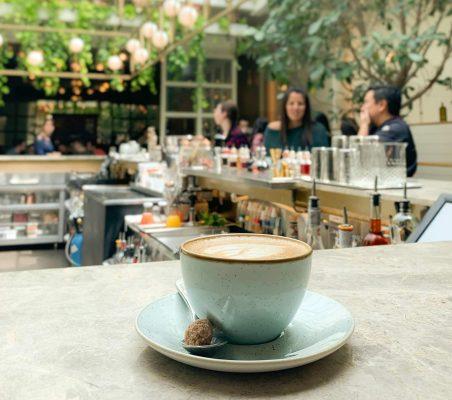 Mẫu Cafe Sân Vườn Đẹp