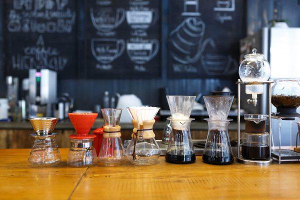 Mẫu Thiết Kế Quầy Cafe Ấn Tượng