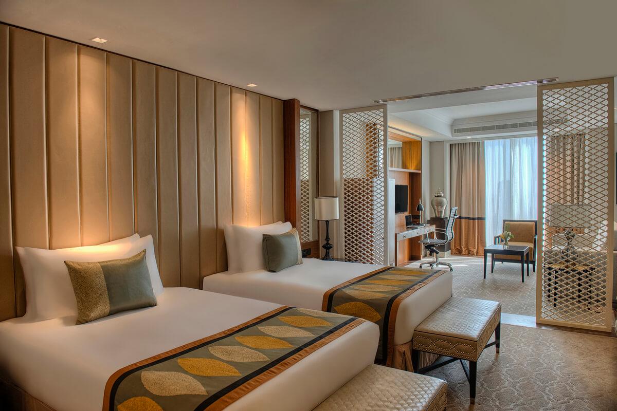 Nội Thất Phòng Ngủ Khách Sạn Chuẩn 5 Sao