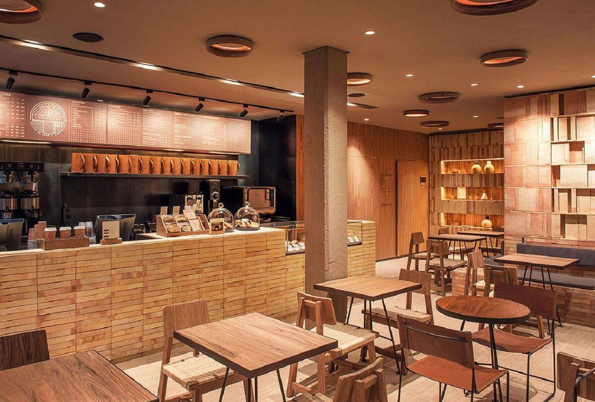 Trang Trí Quán Cafe Phong Cách Cổ Điển